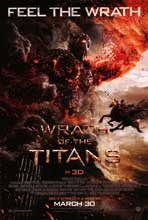 Wrath of the Titans - 11 x 17 Movie Poster - Style D