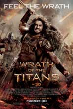 Wrath of the Titans - 11 x 17 Movie Poster - Style F