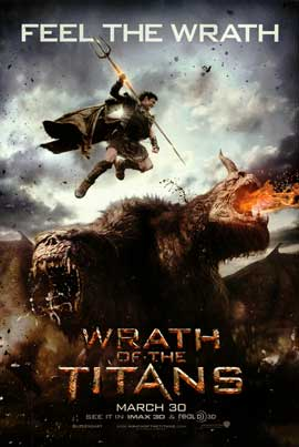 Wrath of the Titans - 11 x 17 Movie Poster - Style A