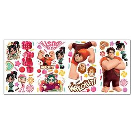 Wreck-It Ralph - Peel and Stick Wall Decals
