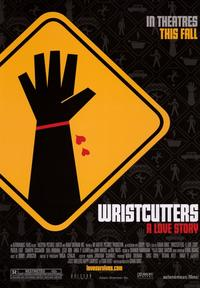 Wristcutters: A Love Story - 43 x 62 Movie Poster - Bus Shelter Style B