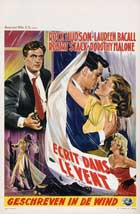 Written on the Wind - 11 x 17 Movie Poster - Belgian Style A