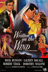 Written on the Wind - 11 x 17 Movie Poster - Spanish Style A