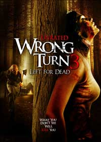 Wrong Turn 3: Left for Dead - 11 x 17 Movie Poster - Style A
