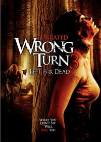 Wrong Turn 3: Left for Dead - 27 x 40 Movie Poster - Style A