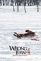 Wrong Turn 4 - 11 x 17 Movie Poster - Style A