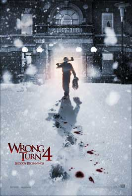 Wrong Turn 4 - 11 x 17 Movie Poster - Style B