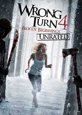 Wrong Turn 4 - 11 x 17 Movie Poster - Style C