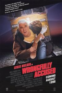 Wrongfully Accused - 27 x 40 Movie Poster - Style A