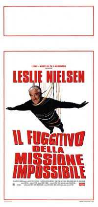 Wrongfully Accused - 13 x 28 Movie Poster - Italian Style A