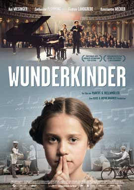 Wunderkinder - 11 x 17 Movie Poster - German Style A