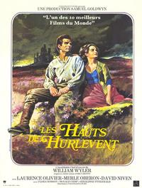 Wuthering Heights - 27 x 40 Movie Poster - French Style A
