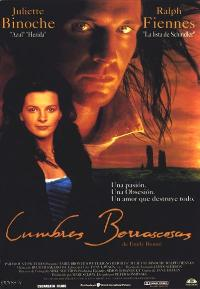 Wuthering Heights - 27 x 40 Movie Poster - Spanish Style A
