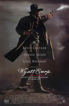 Wyatt Earp - 11 x 17 Movie Poster - Style A