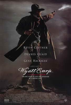 Wyatt Earp - 27 x 40 Movie Poster - Style A