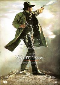 Wyatt Earp - 11 x 17 Movie Poster - Spanish Style A