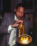 Wynton Marsalis - Wynton Marsalis Playing Trumpet in Portrait