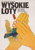 Wysokie loty - 27 x 40 Movie Poster - Polish Style A