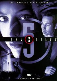 The X Files (TV) - 11 x 17 TV Poster - Style F
