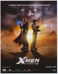 X-Men Legends 2-Rise of The Apocalypse - 11 x 17 Video Game Poster - Style A