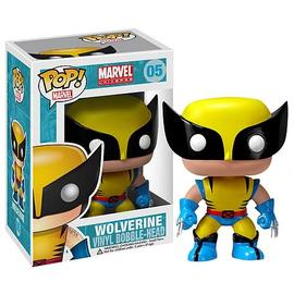 X-Men - Wolverine Marvel Pop! Vinyl Bobble Head