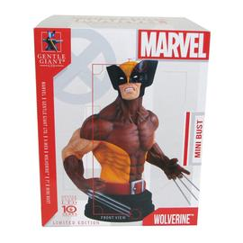 X-Men - Wolverine Brown Costume Mini Bust