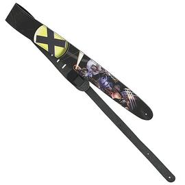 X-Men - Leather Guitar Strap