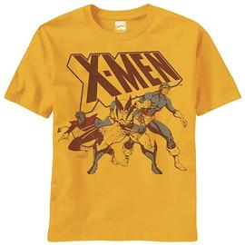 X-Men - Don't Trouble Us Gold T-Shirt