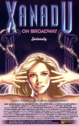 Xanadu (Broadway) - 11 x 17 Poster - Style A