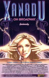 Xanadu (Broadway) - 27 x 40 Poster - Style A