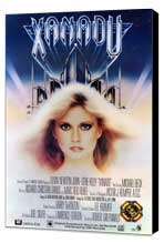 Xanadu - 11 x 17 Movie Poster - Style A - Museum Wrapped Canvas