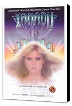 Xanadu - 11 x 17 Movie Poster - Style B - Museum Wrapped Canvas