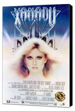 Xanadu - 27 x 40 Movie Poster - Style A - Museum Wrapped Canvas