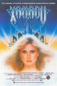 Xanadu - 11 x 17 Movie Poster - Spanish Style A