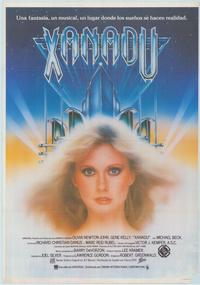 Xanadu - 27 x 40 Movie Poster - Foreign - Style A