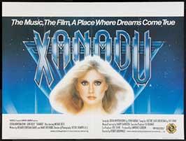 Xanadu - 11 x 14 Movie Poster - Style A