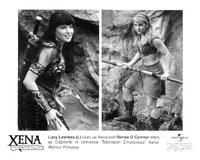 Xena Warrior Princess - 8 x 10 B&W Photo #2