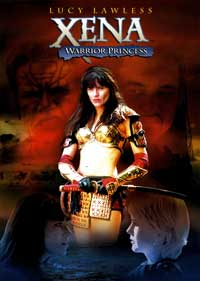 Xena Warrior Princess - 11 x 17 TV Poster - Style A