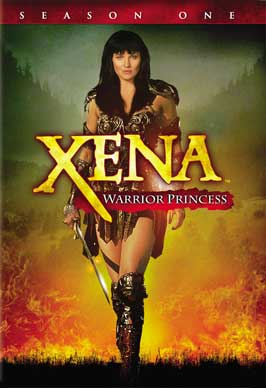 Xena Warrior Princess - 11 x 17 TV Poster - Style B