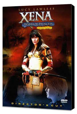 Xena Warrior Princess - 27 x 40 TV Poster - Style A - Museum Wrapped Canvas