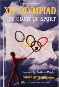 XIV Olympiad: The Glory of Sport - 11 x 17 Poster - Foreign - Style A
