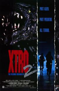 Xtro II: The Second Encounter - 11 x 17 Movie Poster - Style A
