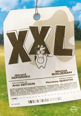 XXL - 11 x 17 Movie Poster - French Style A