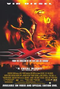 XXX - 11 x 17 Movie Poster - Style D