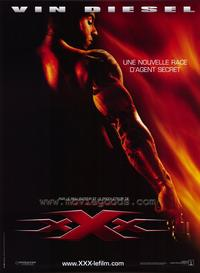 XXX - 30 x 40 Movie Poster - French Style A