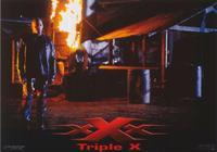 XXX - 11 x 14 Poster German Style E