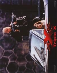 XXX - 11 x 14 Poster German Style G