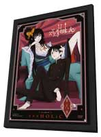 xxxHOLiC the Movie: A Midsummer Night's Dream - 11 x 17 Movie Poster - Japanese Style B - in Deluxe Wood Frame
