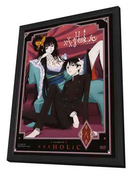 xxxHOLiC the Movie: A Midsummer Night's Dream - 27 x 40 Movie Poster - Japanese Style B - in Deluxe Wood Frame