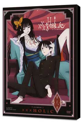 xxxHOLiC the Movie: A Midsummer Night's Dream - 27 x 40 Movie Poster - Japanese Style B - Museum Wrapped Canvas